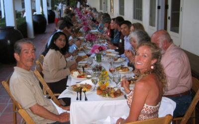 Harvest Dinner 2017: RGALT celebrates 20 year anniversary in September 2017