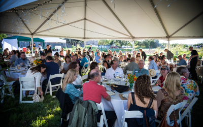 Harvest Dinner 2017: RGALT celebrates 20 year anniversary in September 2017